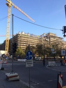 ベルリンの開発