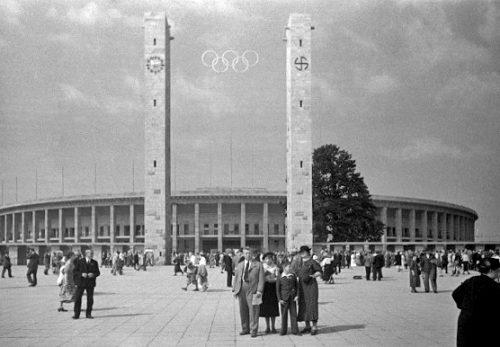 ベルリンオリンピック