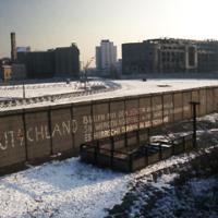 ポツダマープラッツ周辺のベルリンの壁
