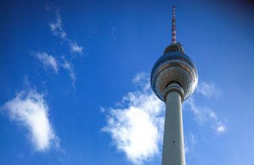 ベルリン テレビ塔