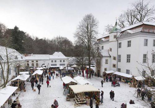 グルーネヴァルトのクリスマスマーケット
