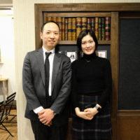 wasabiさんと尾嵜社長