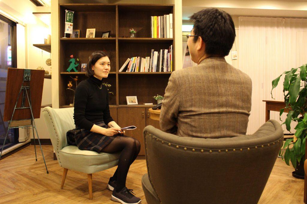 ベルリン不動産購入者へのインタビュー1